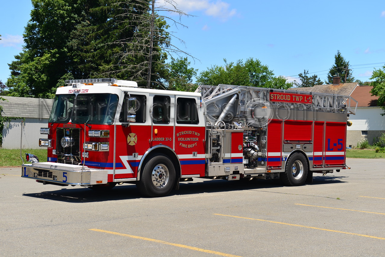 STROUD TOWNSHIP, PA LADDER 37-5