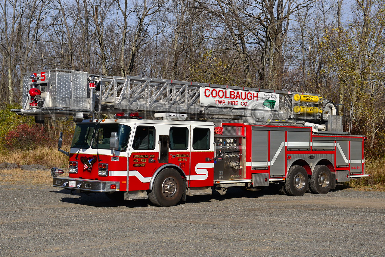 COOLBAUGH TWP, PA TOWER 25