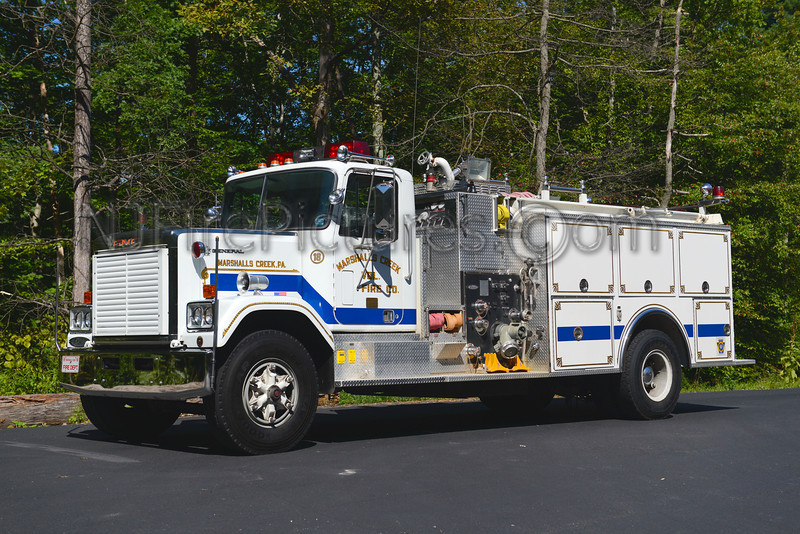 MARSHALLS CREEK ENGINE 29-18
