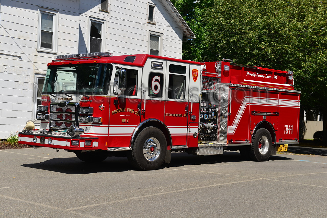 STROUDSBURG, PA ENGINE 386