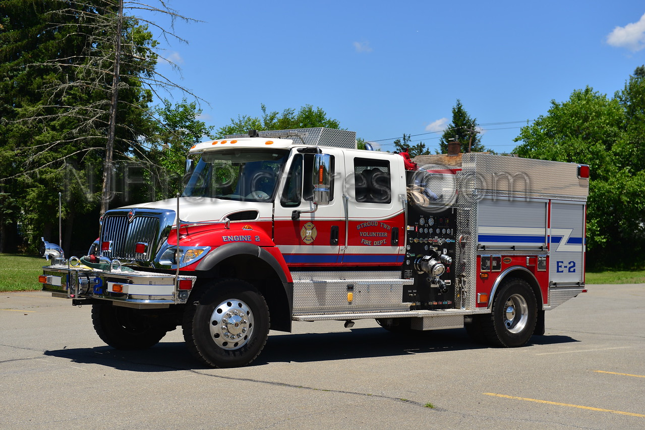 STROUD TOWNSHIP, PA ENGINE 37-2