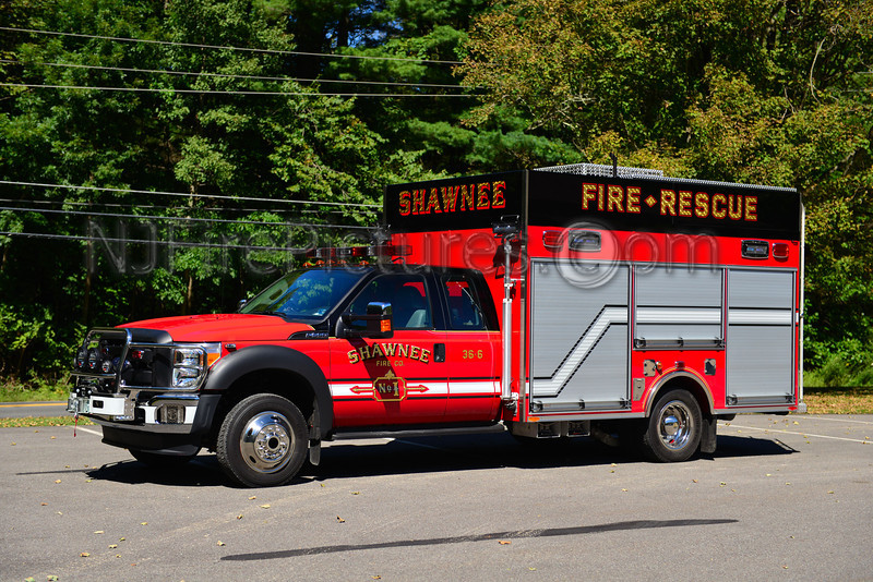 SHAWNEE ON DELAWARE RESCUE 36-6