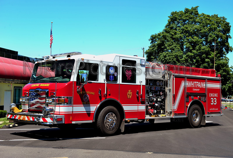 WHITPAIN TWP (CENTER SQUARE) ENGINE 33