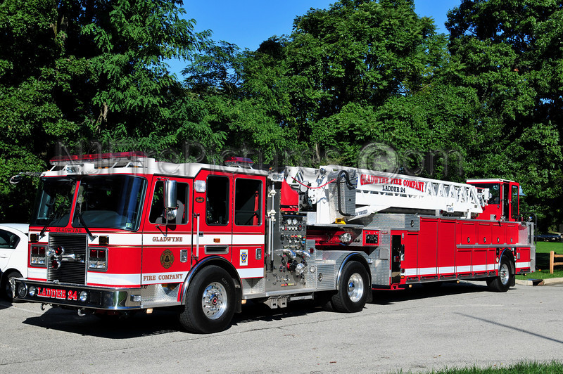 GLADWYNE, PA (LOWER MERION TWP) LADDER 24