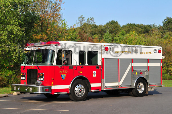 MONTGOMERY COUNTY, PA FIRE APPARATUS
