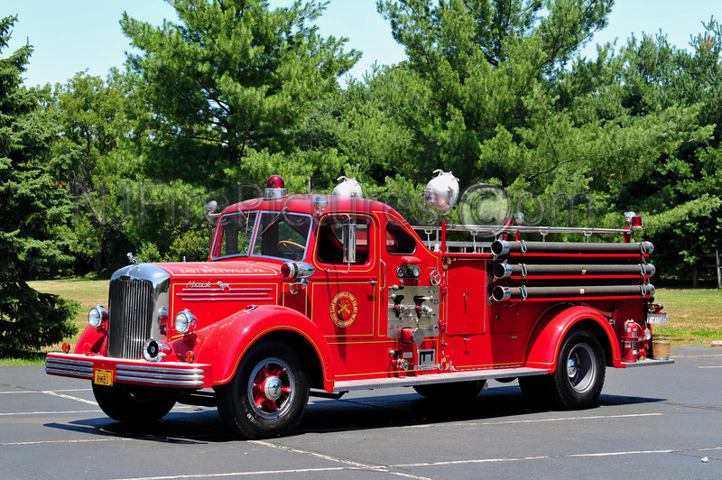 EAST GREENVILLE, PA ENGINE 1