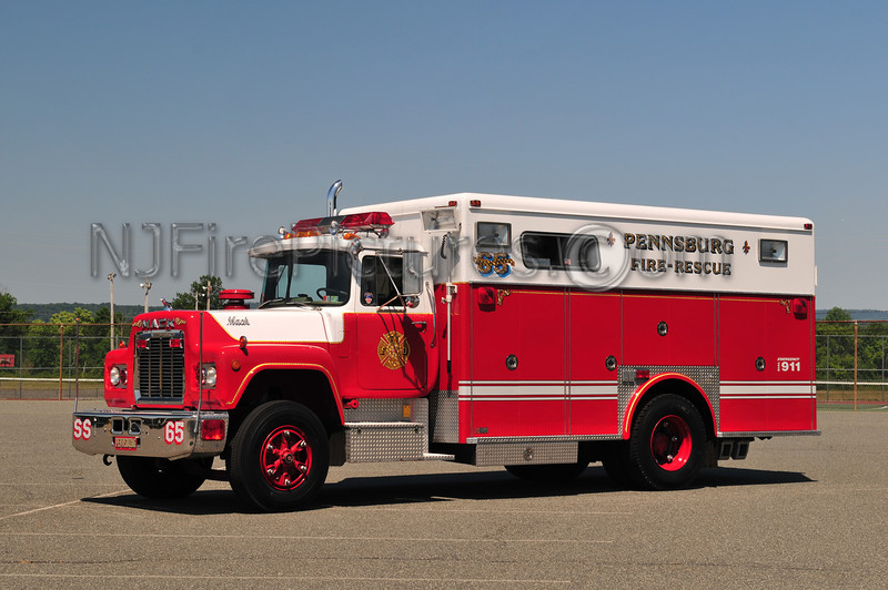 PENNSBURG, PA SPECIAL SERVICE 65
