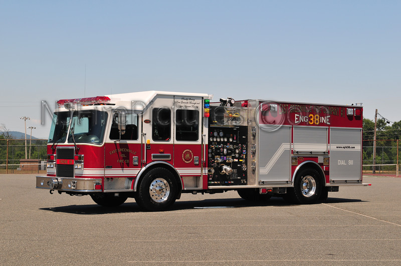 EAST GREENVILLE, PA ENGINE 38