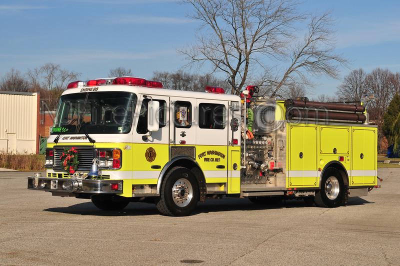 FORT WASHINGTON ENGINE 88
