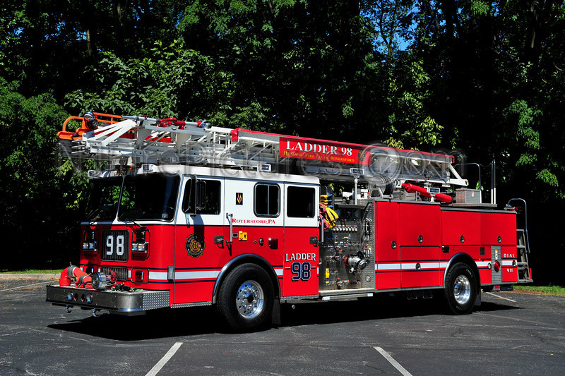 ROYERSFORD (HUMANE F.C.) LADDER 98