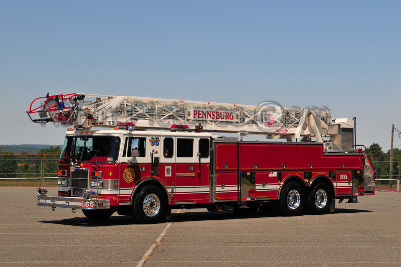 PENNSBURG, PA LADDER 65