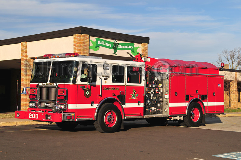 ABINGTON TWP (McKINLEY) ENGINE 200