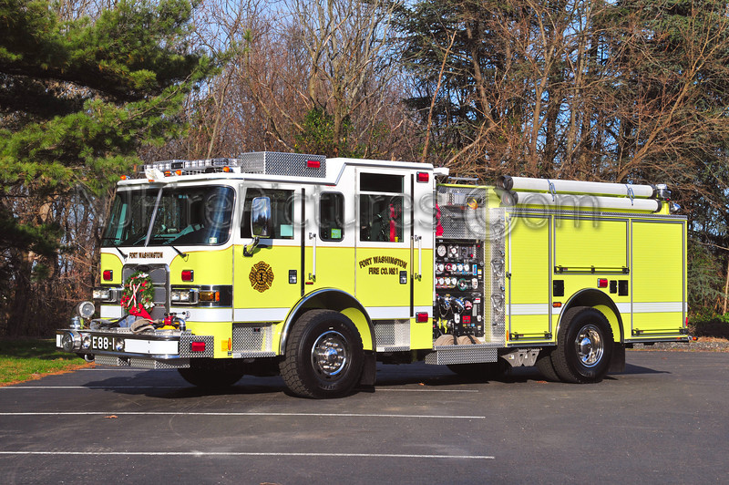 FORT WASHINGTON ENGINE 88-1