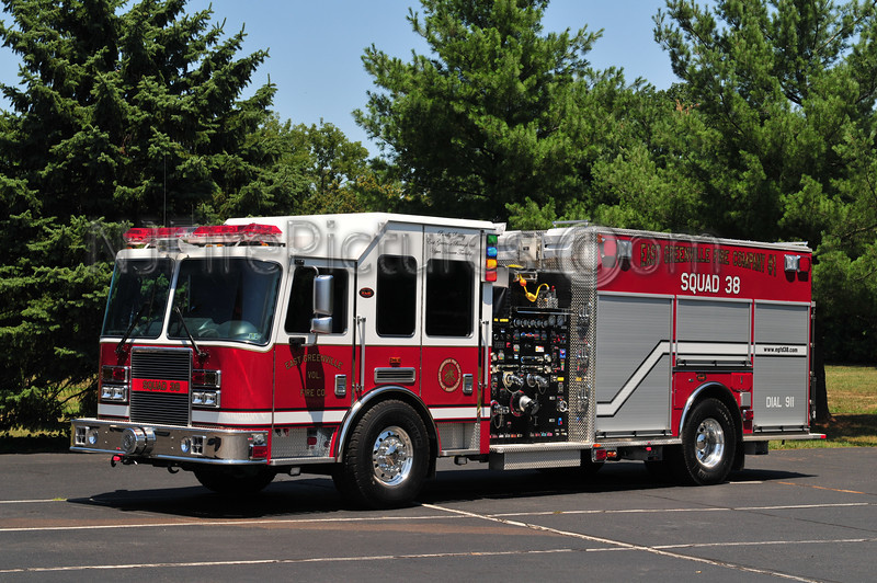 EAST GREENVILLE, PA SQUAD 38