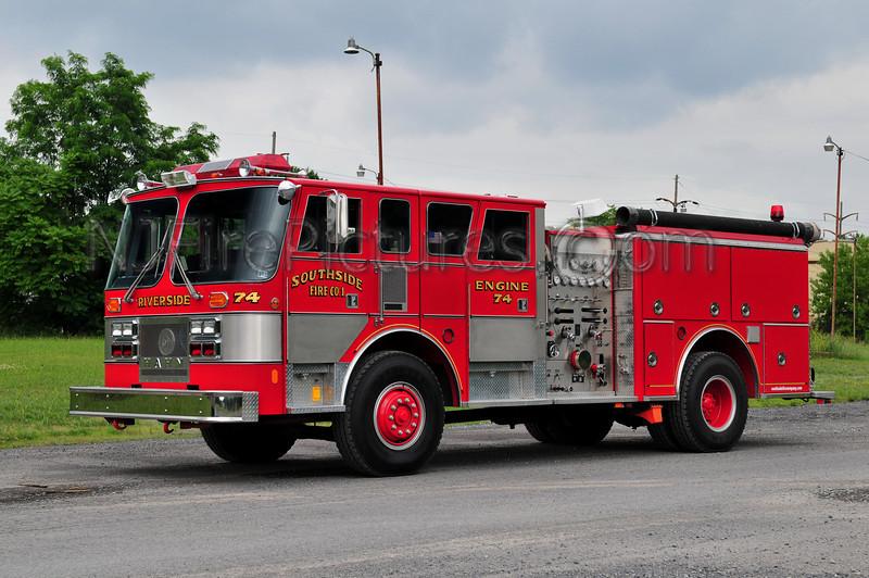 RIVERSIDE, PA ENGINE 74 - 1989 HAHN 1500/500