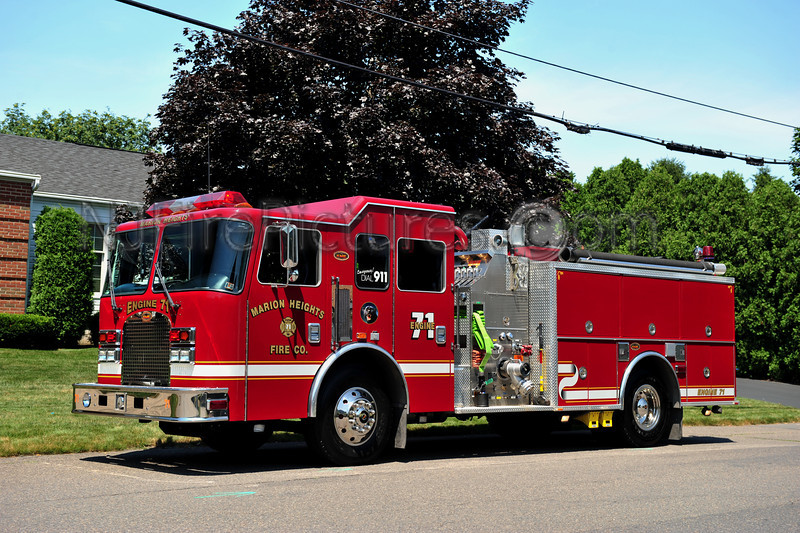 MARION HEIGHTS ENGINE 71
