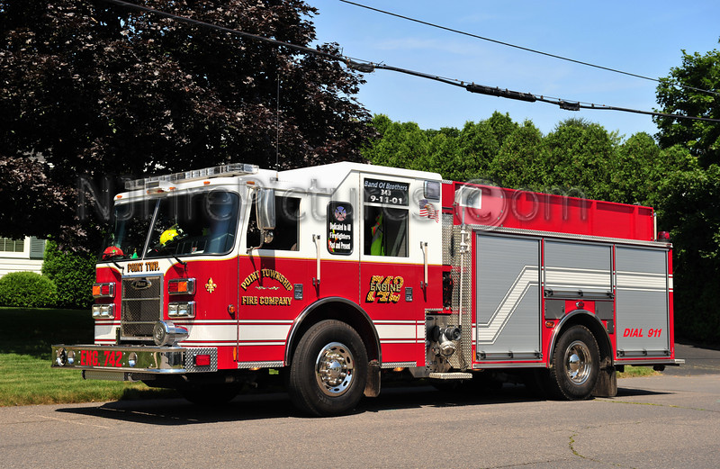 POINT TWP, PA ENGINE 742