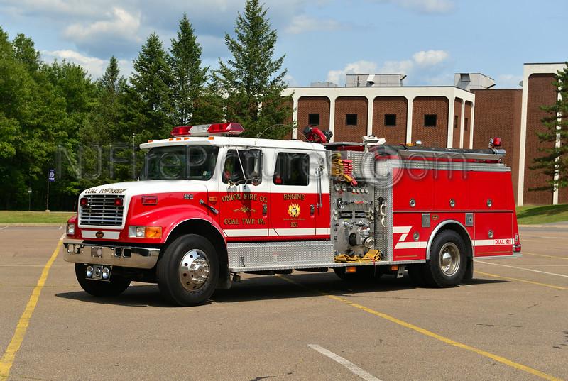 COAL TWP, PA ENGINE 131