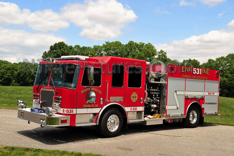SUNBURY, PA ENGINE 531