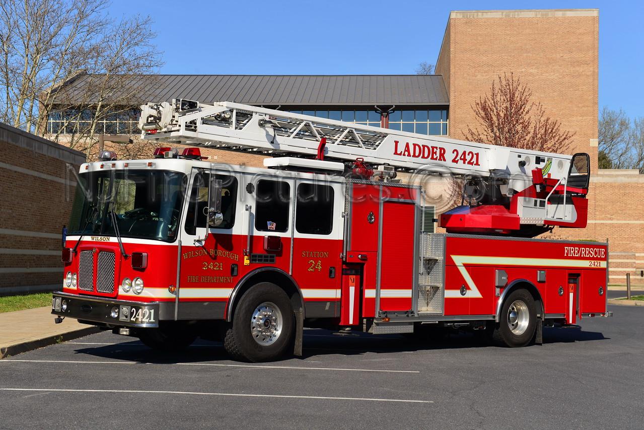 WILSON, PA LADDER 2421