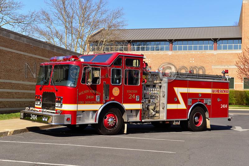 WILSON, PA ENGINE 2414