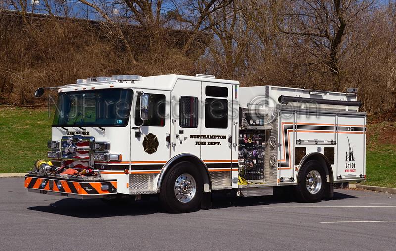 NORTHAMPTON, PA ENGINE 4211