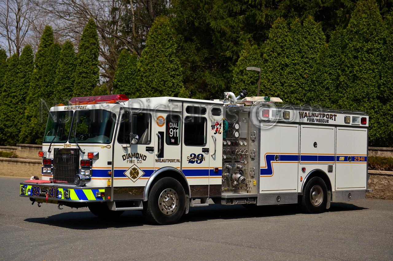 WALNUTPORT, PA ENGINE 2941