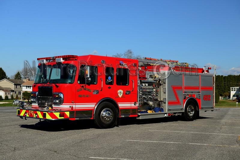 ALLEN TOWNSHIP, PA ENGINE 4512