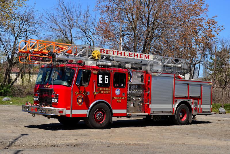 BETHLEHEM, PA ENGINE 5