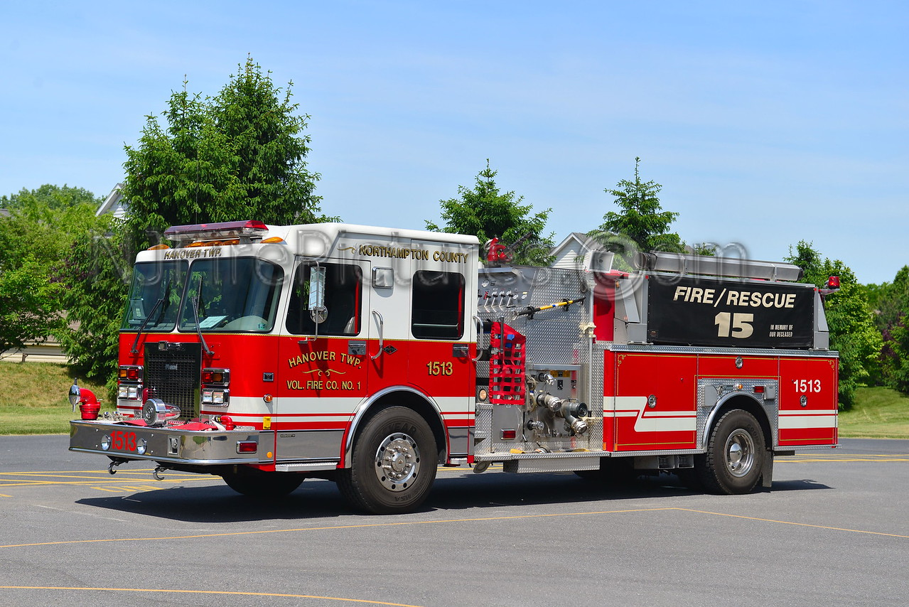 HANOVER TWP, PA ENGINE 1513