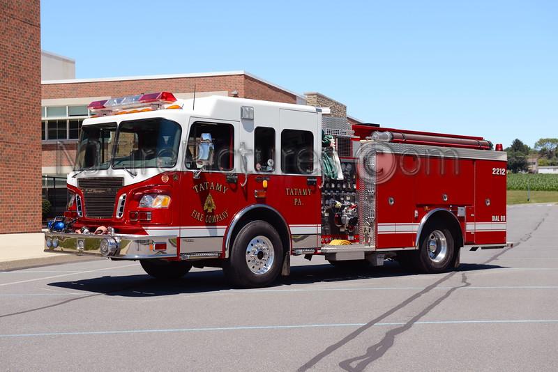 TATAMY, PA ENGINE 2212