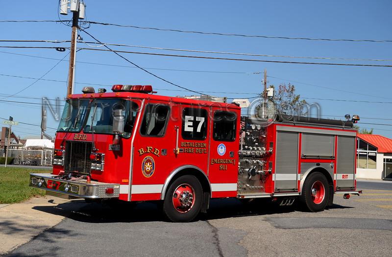 BETHLEHEM, PA ENGINE 7
