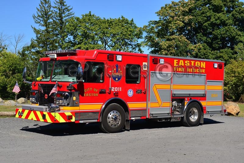 CITY OF EASTON, PA ENGINE 2011