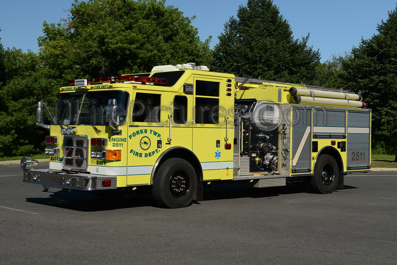 FORKS TOWNSHIP, PA ENGINE 2511