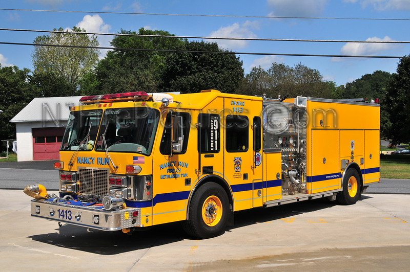 Nancy Run Engine 14-13 - 1997 Simon Duplex/Marion 1500/1300 Northampton County