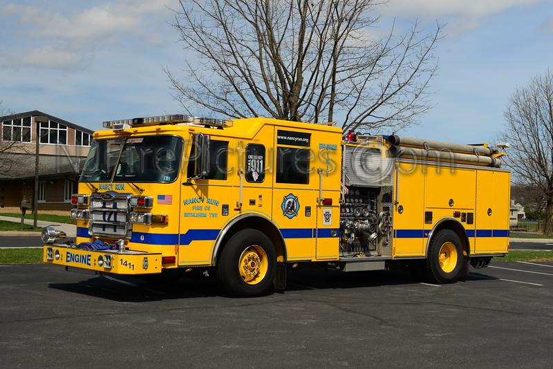 BETHLEHEM TWP, PA (NANCY RUN) ENGINE 1411