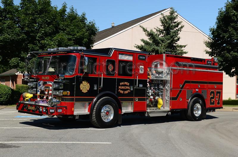 PALMER TOWNSHIP, PA ENGINE 2712