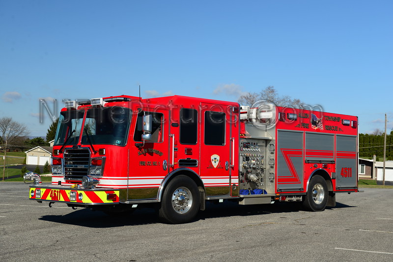 ALLEN TOWNSHIP, PA ENGINE 4511