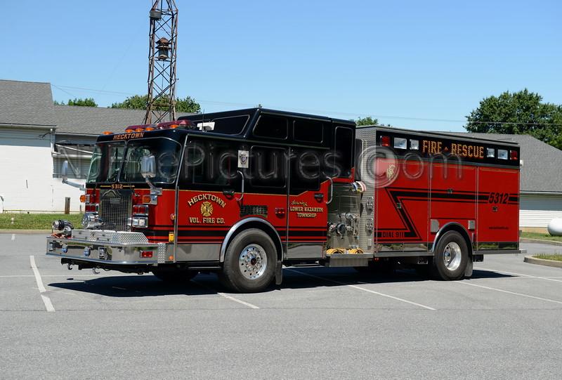 HECKTOWN, PA ENGINE 5312