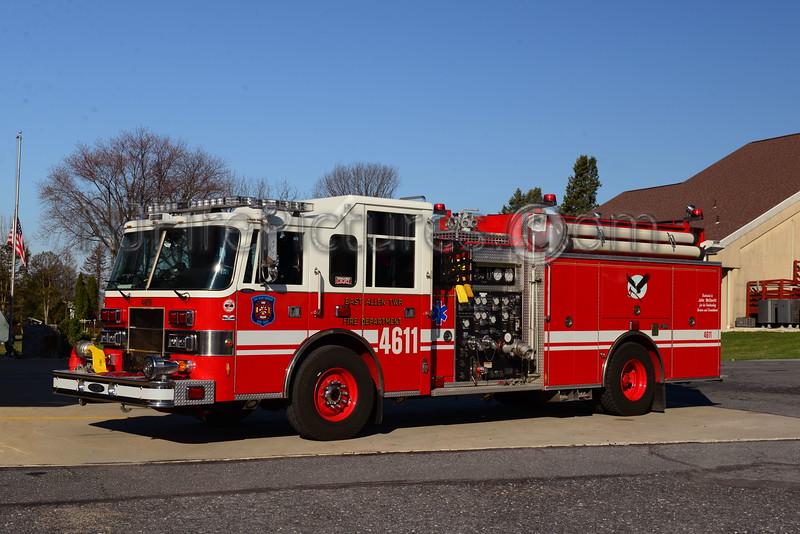 EAST ALLEN TWP, PA ENGINE 4611