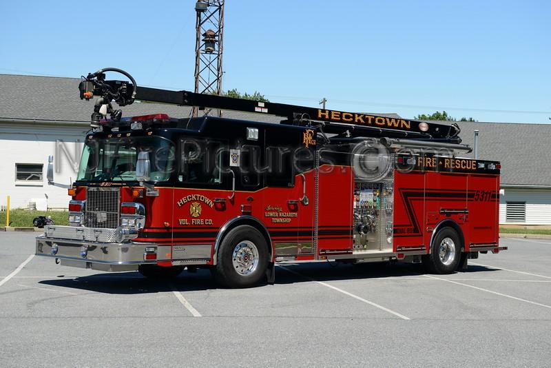 HECKTOWN, PA ENGINE 5311