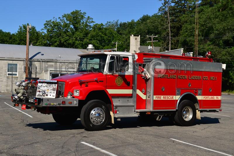 PORTLAND, PA ENGINE 3312
