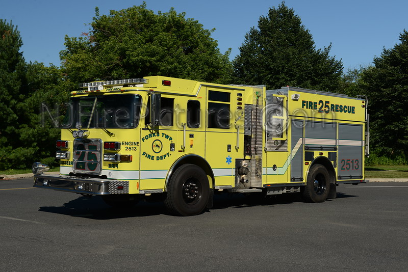 FORKS TOWNSHIP, PA ENGINE 2513