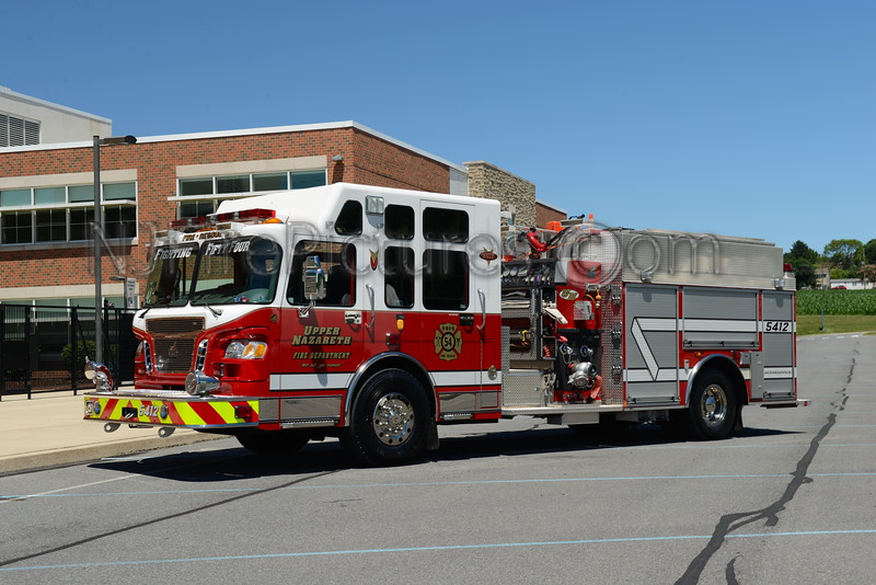 UPPER NAZARETH, PA ENGINE 5412