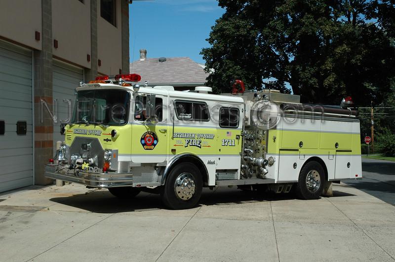 Bethlehem Twp - Engine 1711 - 1989 Mack CF/Ward 79 1250/500/35