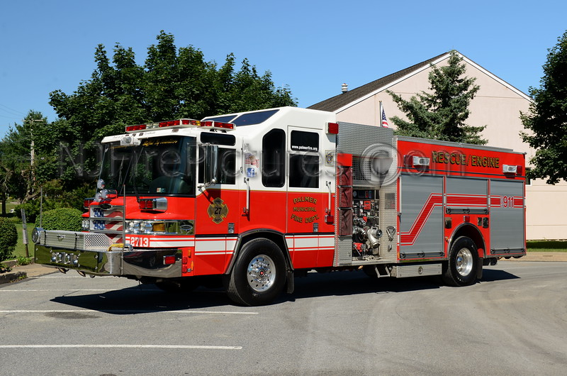 PALMER TOWNSHIP, PA ENGINE 2713