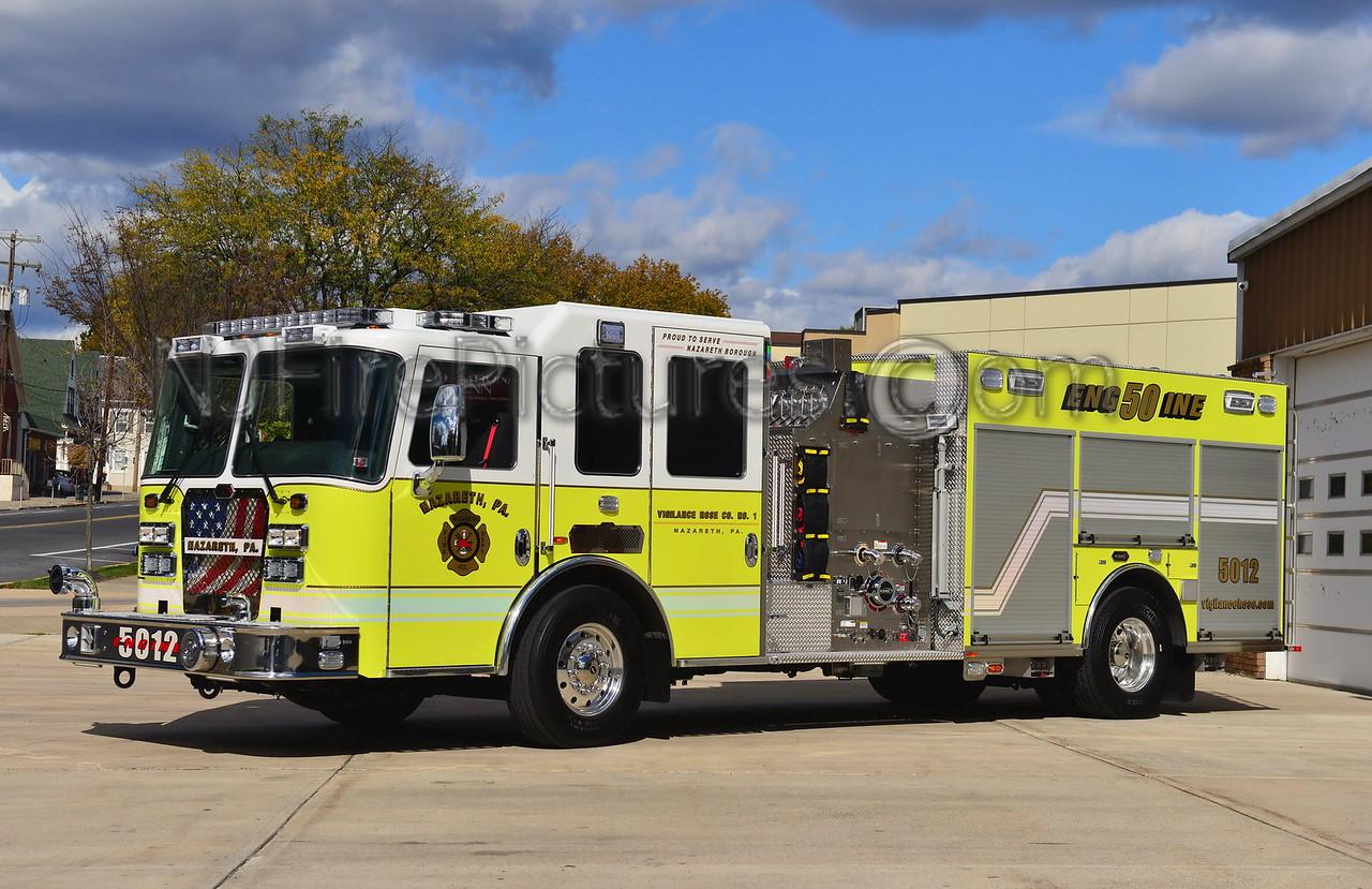 NAZARETH, PA ENGINE 5012