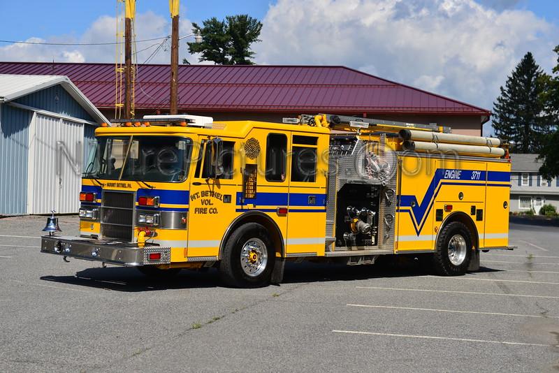 MOUNT BETHEL, PA ENGINE 3711