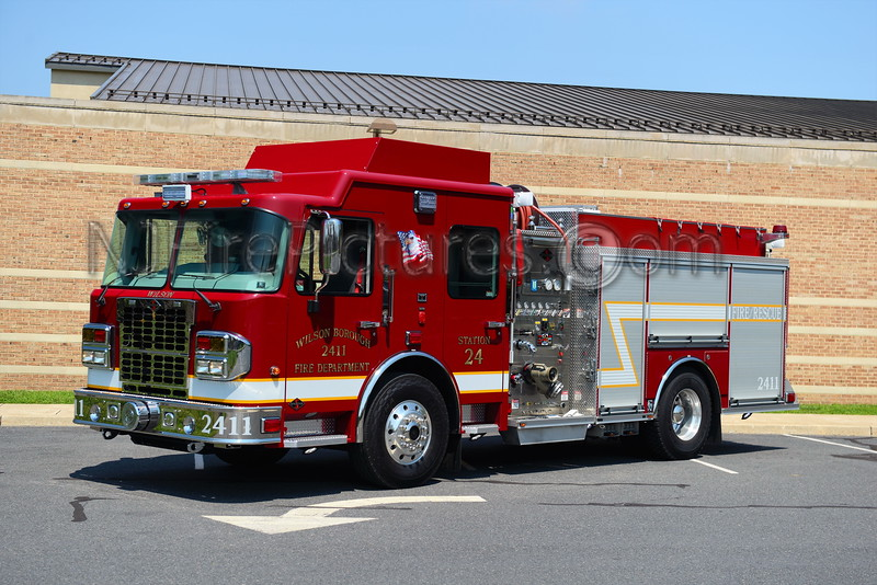 WILSON, PA ENGINE 2411