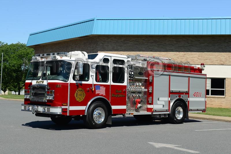 BATH, PA ENGINE 4011